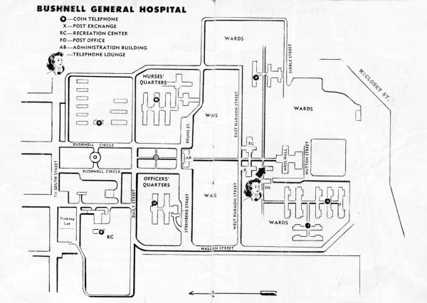 Bushnell General Hospital
