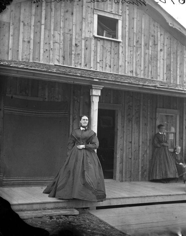 Mrs. S. B. Reed Echo, Utah