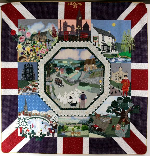 To England With Love; large