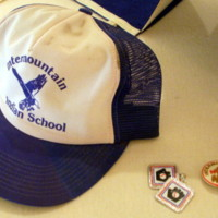 Intermountain Eagles Baseball Cap