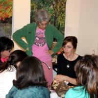 Workshop with Helen Butler